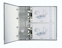 LEITZ Doppelordner 8cm