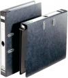 LEITZ Hängeordner, 180 Grad, DIN A4, 50 mm, schwarz
